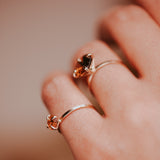 Topaz Baby Brunswick Ring