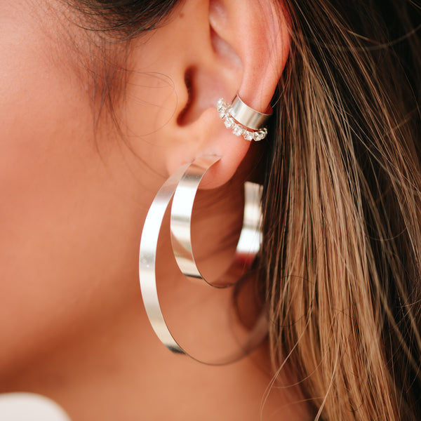 XO Ear Cuff - October 2020