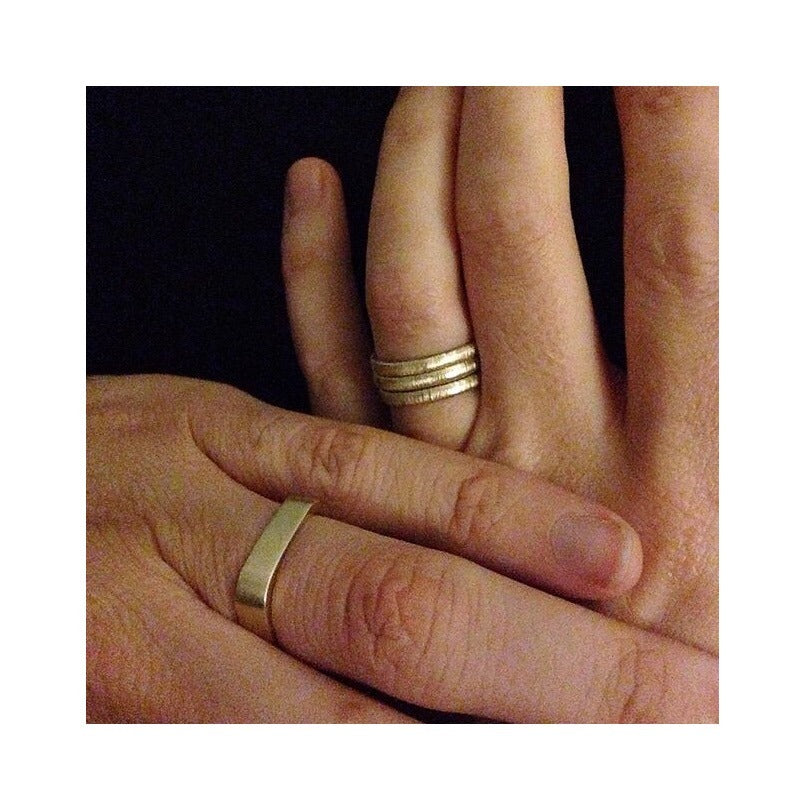 Make Your Own Wedding Bands 3 Weeks Friday S 5 7 30pm