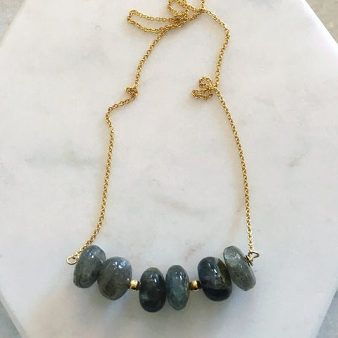 Rumi Labradorite Necklace