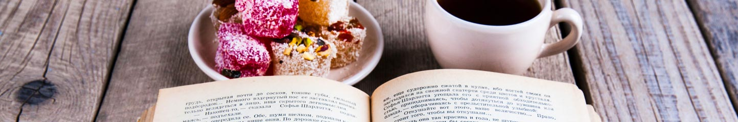 Perfect Food Pairings for Every Book Genre by OSAAT Entertainment
