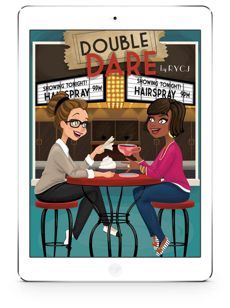 Book Cover: Double Dare (eBook)