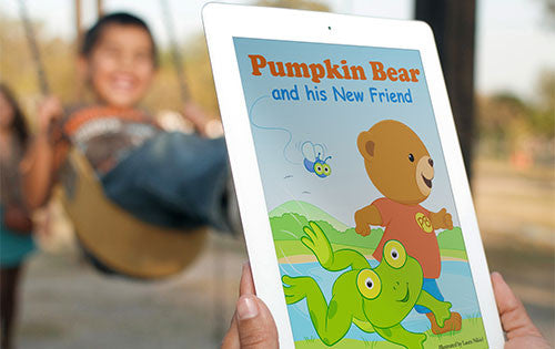 Pumpkin Bear Books