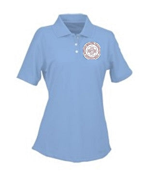 Dry-Fit Stain Resistant Tailored Polo - Women's