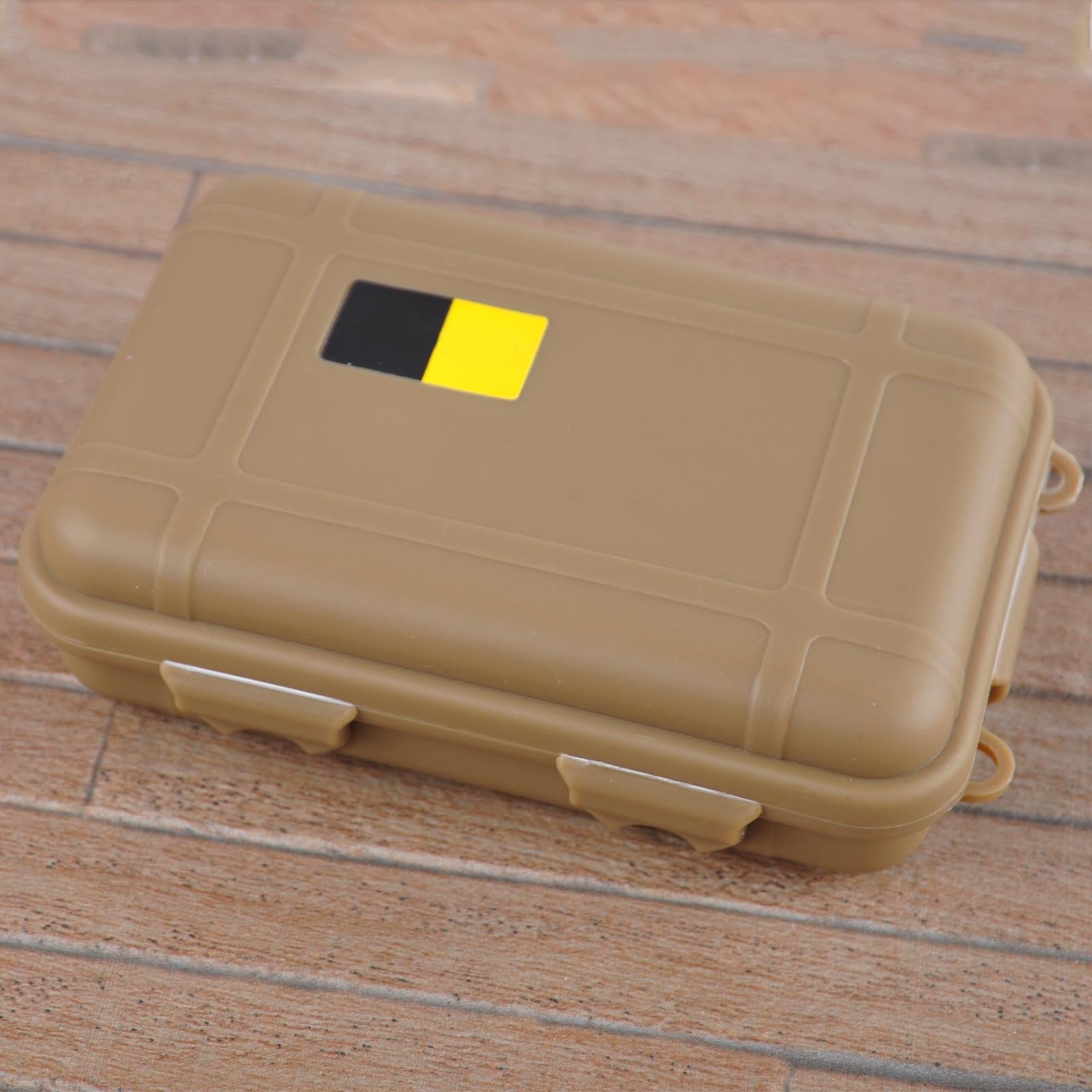 Airtight Storage Container - Coyote Tan