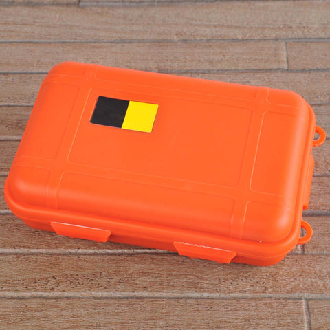 Airtight Storage Container - Orange