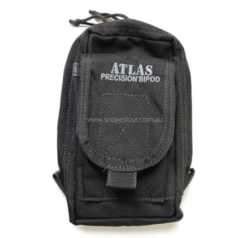 Atlas Bipod Pouch BT30 - Black