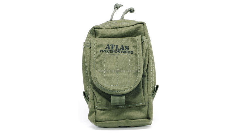 Atlas Bipod Pouch BT30 - Ranger Green