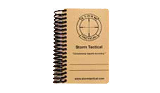 Storm Tactical Pocket Data Books