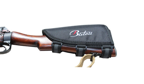 Bistoli cheek rest - non gunsmith cheek riser