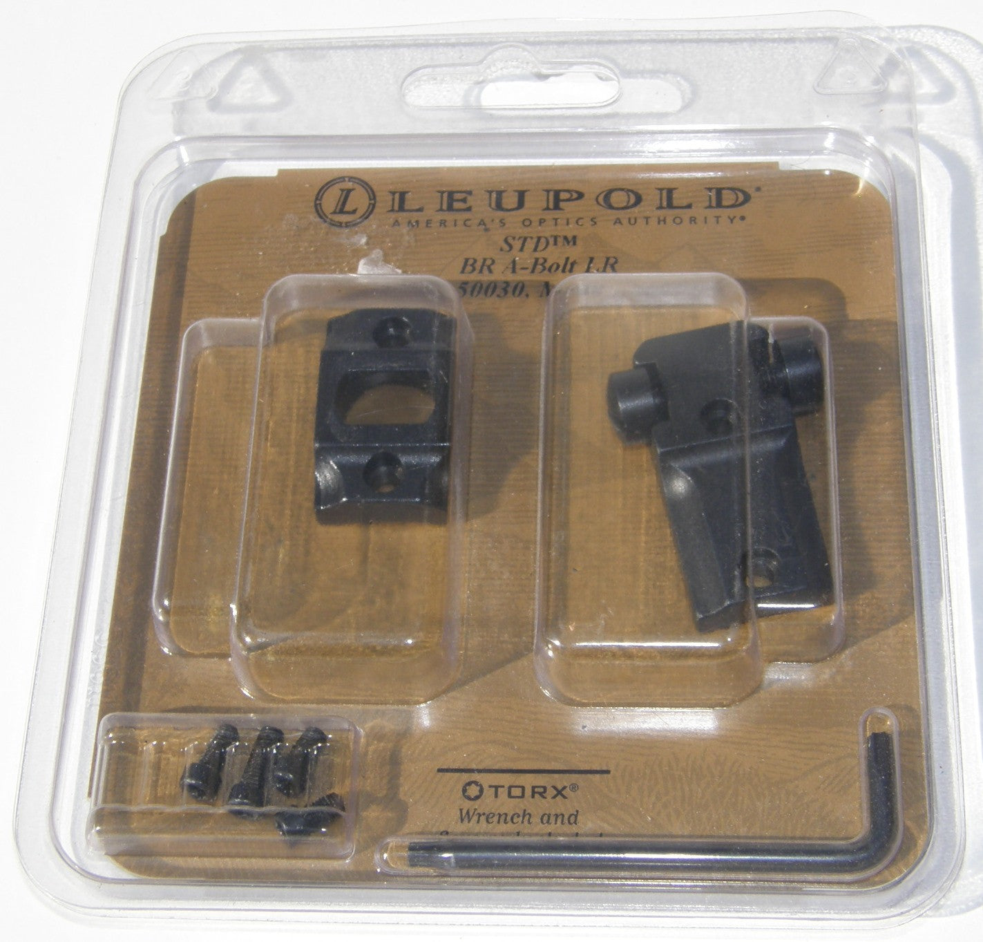 Leupold STD bases to suit BR A-Bolt LR and Steyr Pro Hunter