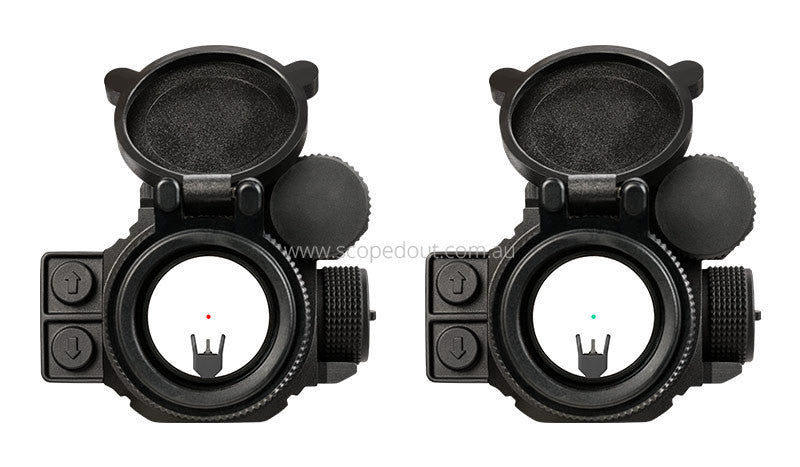 Vortex Strikefire ll Red Dot - Cantilever mount (red / green dot reticle)
