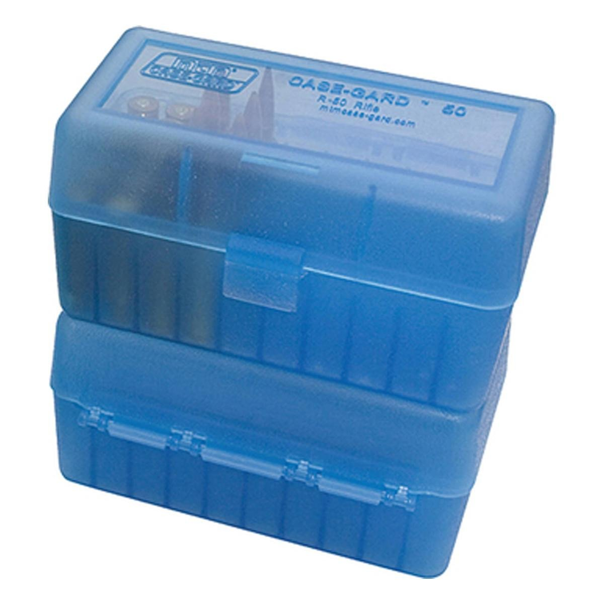 MTM Rifle Ammo Box - RS-S - 50 Round