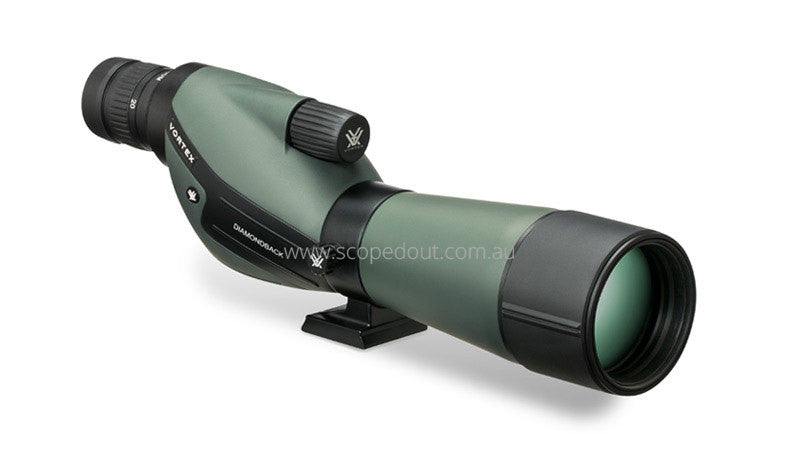 Vortex Diamondback 20-60x60 Straight Spotting Scope