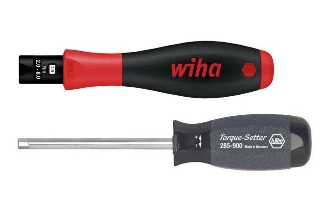Wiha TorqueVario Wrench 2.0 - 8.0 Nm