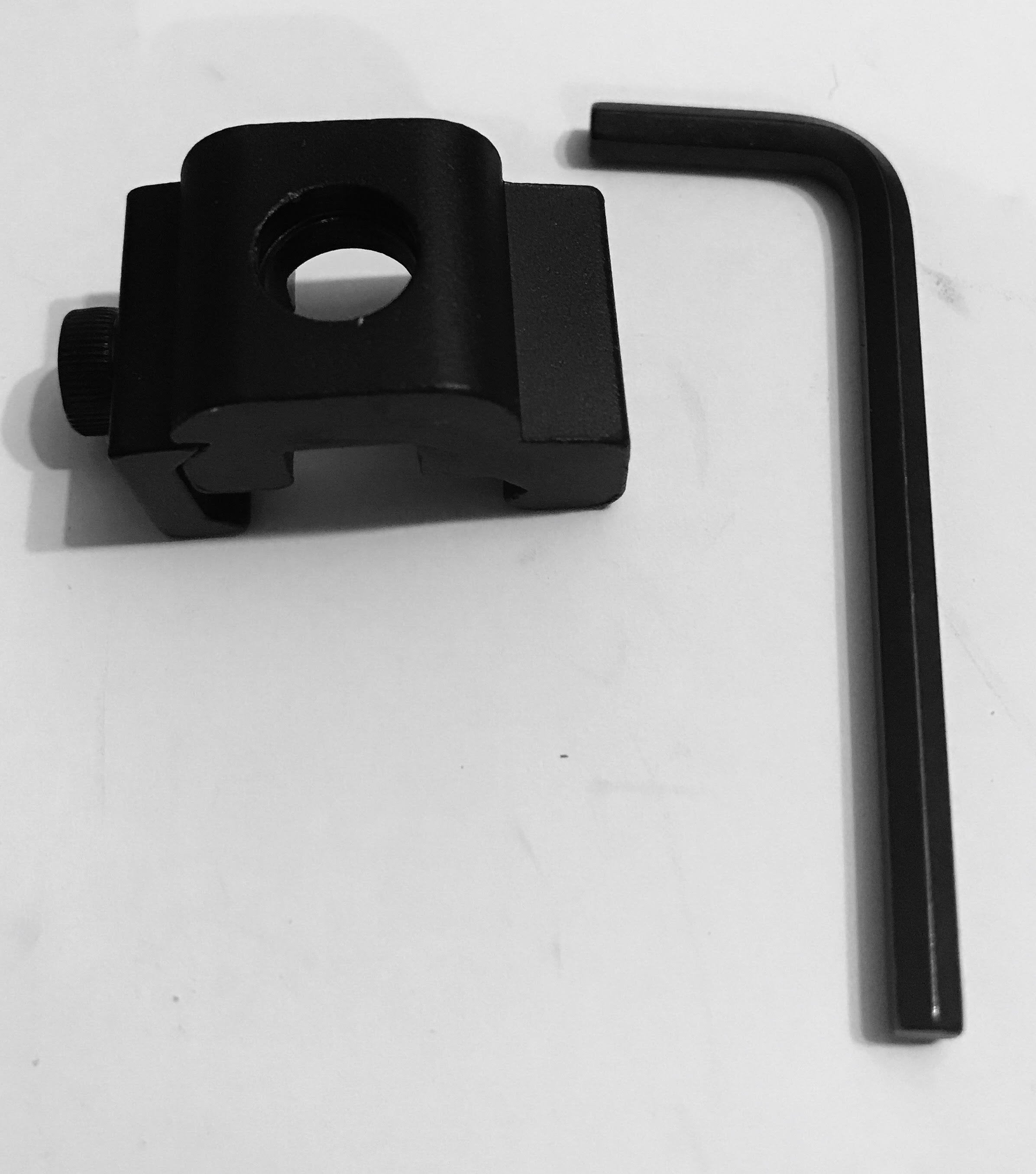 Picatinny Mounted QDCup Bracket