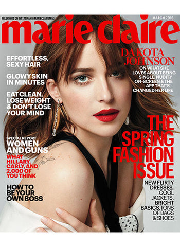 MARIE CLAIRE, MARCH 2016