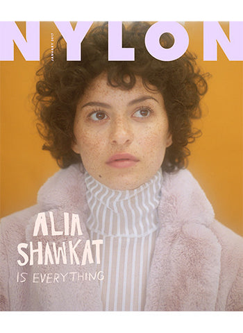 NYLON MAGAZINE, JANUARY 2017