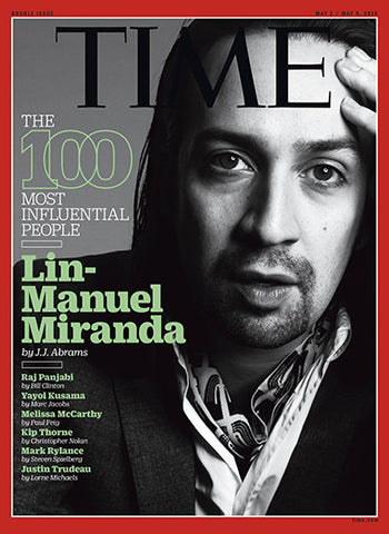 TIME MAGAZINE, MAY 2016