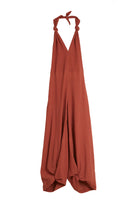 Oran Jumpsuit Cotton Gauze Terra Cotta