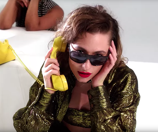 "SAMANTHA URBANI ""U KNOW I KNOW"", FEBRUARY 2016"