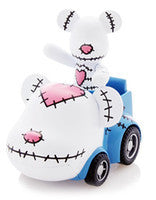 POPOBE Pink Heart Car Toy
