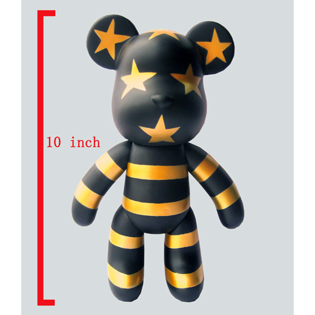 POPOBE Gold Bars and Stars 10 inch Toy