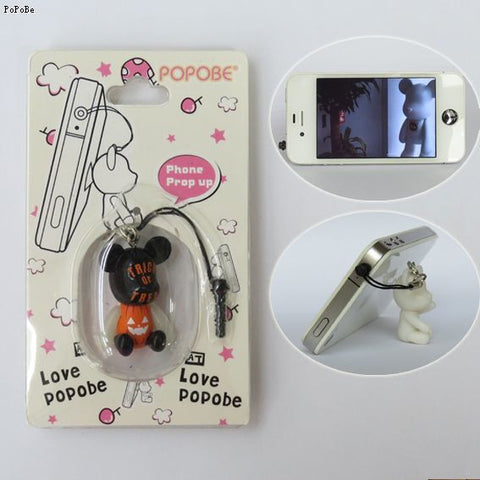 POPOBE Trick or Treat 2 inch Phone Prop-up