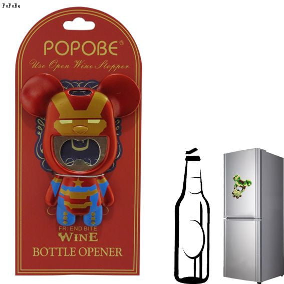 POPOBE Ironman Bottle Opener