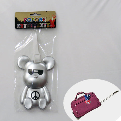 POPOBE Peace's Traveller Luggage Tag