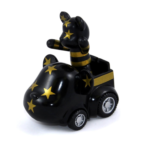 POPOBE Golden Bars and Stars Car Toy