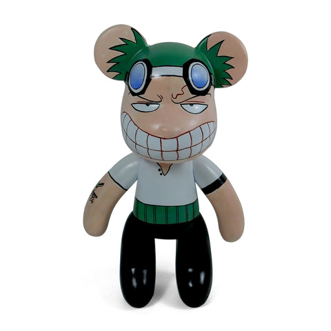 POPOBE Zoro 10 inch Hand Painted toy