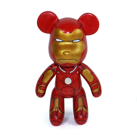 POPOBE Ironman 10 inch Hand painted toy