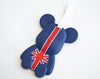 POPOBE Union Jack Luggage Tag