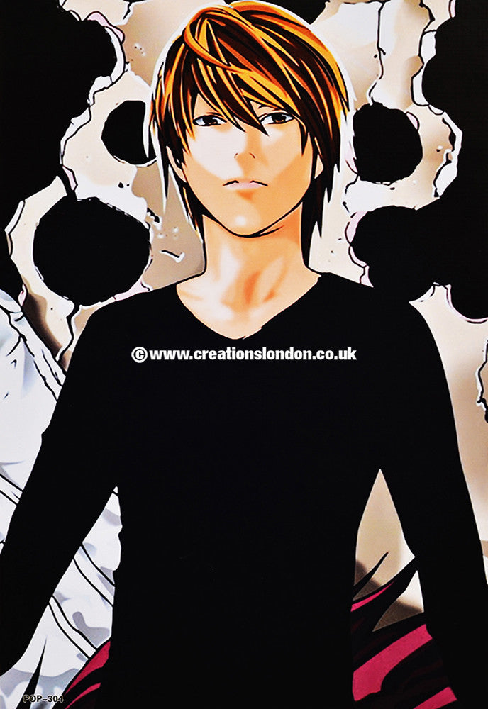 "A3 Size Posters 16.5""x11.5"" Death Note / Yagami Light"