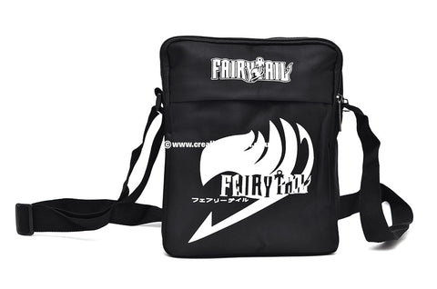 Fairy Tail Guild Mark Canvas Messenger Shoulder Bag