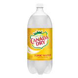 7 UP Canada Dry Diet Tonic Water