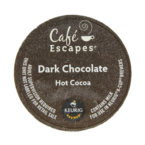 Cafe Escapes Hot Cocoa, Dark Chocolate