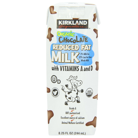 Chocolate Reduced Fat Milk