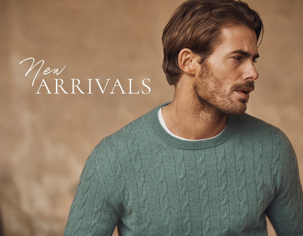 Luca Faloni New arrivals Made in Italy