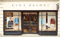Luca Faloni Piccadilly London Store Made in Italy