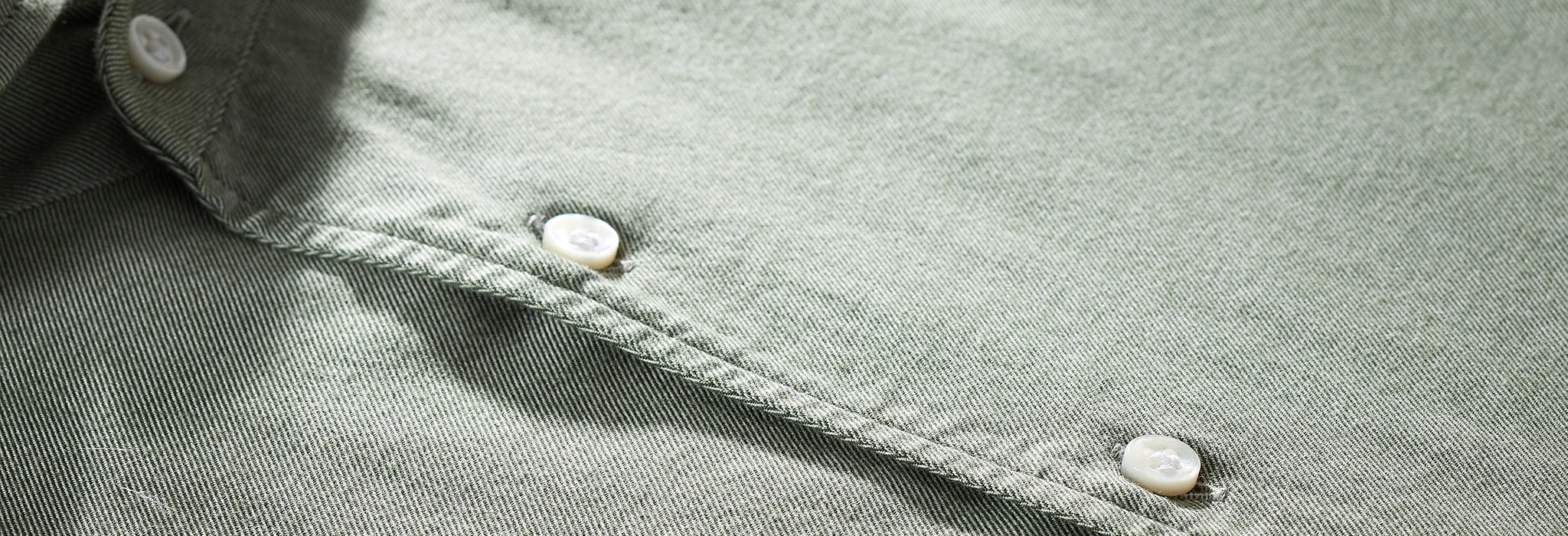 Made in Italy Brushed Cotton Shirts