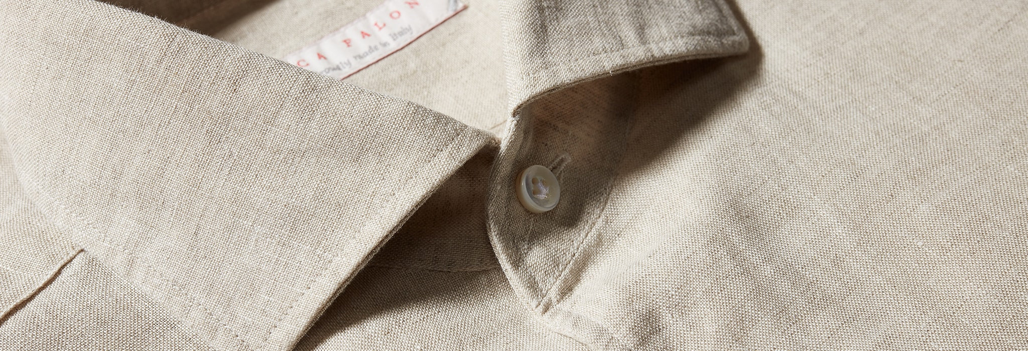 Made in Italy Linen Shirts