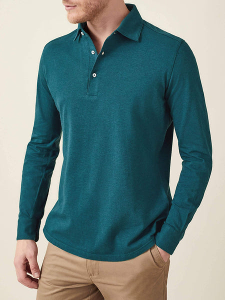Forest Green Brera Polo Shirt