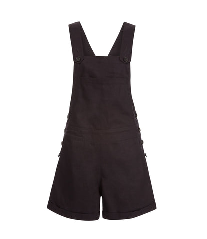 TROY Dungarees in Dark Navy
