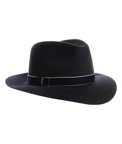 TROY Fedora in Navy