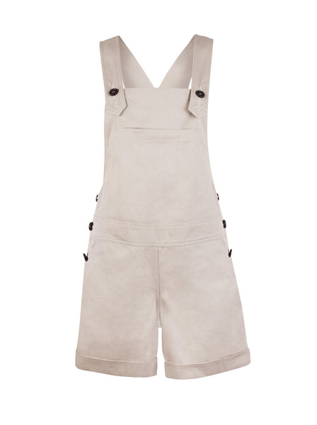 Dungarees - TROY Dungarees In Clay