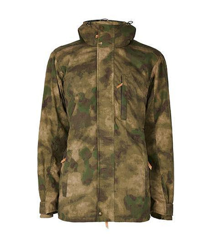 Jacket - The Men's Wax Jacket In Limited Edition Camo