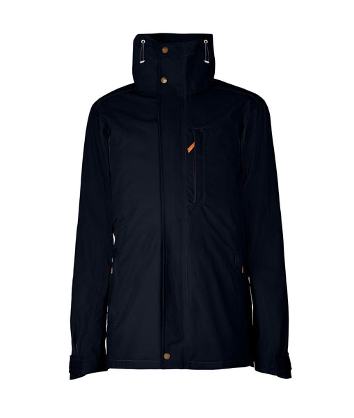 Jacket - The Men's Wax Jacket In Navy