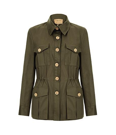 Jacket - The Tracker Jacket In Olive